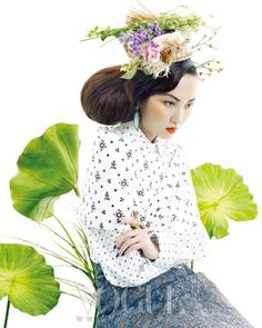 spring breeze - Vogue Korea Mar 2012