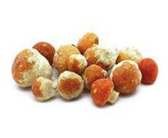 DECOME || Amanita Caesarea  (Huevo de Rey) Este manjar es muy apreciada  en toda el meridional Europeo. De sabor y aroma muy delicados, ofrece mejores resultados aliñada y preparada en crudo. Cerrada ó semicerrada. Estado Congelado. Caja de 5 Kg.  Caja de 5 unidades.