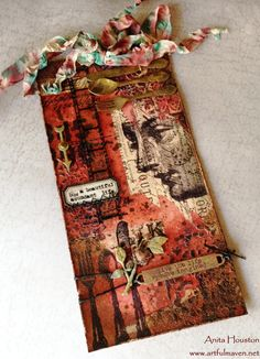 The Artful Maven Haven: 12 Tags of 2014 - August