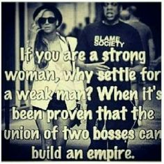 Not that I totally Love Beyonce and Jay-Z, but I mean, the quote is pretty spot on...