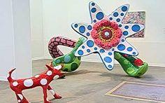 Feira de arte reúne trabalhos de artistas nacionais e estrangeiros no Rio