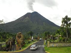 Volcan Arenal-Costa Rica