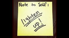 Lighten Up…It's a New Year. High Time for a New You? www.yourtransformationcoach.com