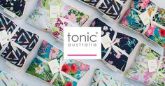 tonic australia has been successfully providing luxurious, yet affordable products that are both elegant and timeless since 1992. tonic adopts a fashion approach by identifying trends in colour, design and style, which are then introduced in a contemporary way for their ranges. The exsquite tonic range consists of delicately scented heat and eye pillows, colourful cosmetic bags, eye masks and shower caps with some prints changing seasonally. www.CieLuxe.com