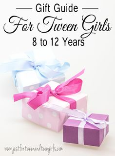 Gift Ideas For Tween Girls 2015 Gift Guide