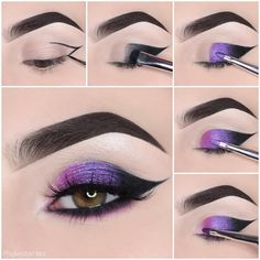 eyeshadow makeup expire makeup eyeshadow into slime makeup tutorial beginners makeup box revolution eyeshadow palette india work makeup makeup 2018 revolution eyeshadow palette nykaa Makeup Eye Looks, Eye Makeup Steps, Eyebrow Makeup, Skin Makeup, Eyeshadow Makeup, Eyeshadow Palette, Eye Makeup Brushes, Makeup 101, Makeup Inspo