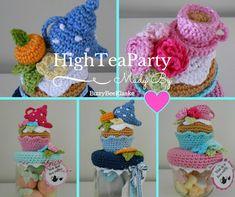 Diy Crochet Toys, Crochet Food, Crochet Animals, Crochet Dolls, Crochet Projects, Knit Crochet, Crochet Hats, Crochet Jar Covers, Embroidery Needles