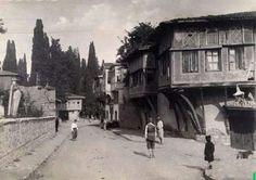 Istanbul da bir sokak
