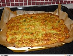 Lasagna, Quiche, Macaroni And Cheese, Zucchini, Vitamins, Food And Drink, Low Carb, Vegetarian, Healthy Recipes