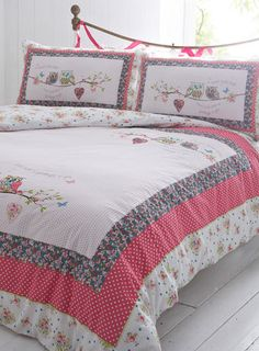 A little Owl Told Me Bedding Set - bedding sets - bedding - bedding  - For The Home