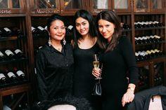 Lilly G. - jewelry designer@IFF (China), Kimi Wang - CD Assistant @IFF (China) & Paulina Cudna - Photographer@IFF (Poland)