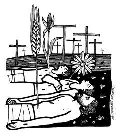 Evangelio según san Juan (12,20-33), del domingo, 22 de marzo de 2015