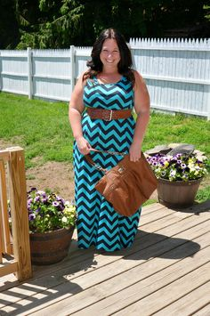 Full Figured & Fashionable: WHY I WEAR HORIZONTAL STRIPES!