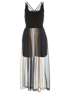 Formal Dresses  .STRAPPY OMBRE MAXI  Price: $ 80.00. Formal Dresses