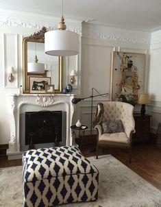 Luxury Interior Design, Interior Exterior, Home Interior, Contemporary Interior, Elegant Home Decor, Elegant Homes, Home Staging, Home And Living, Living Room