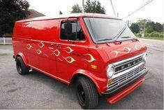 1970s custom show vans | ClassyAuto