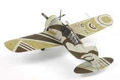 Airfix 1/72 F2A-1 Buffalo door Mike Grant