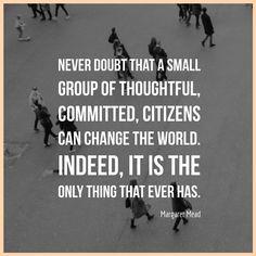 Quotable - Margaret Mead
