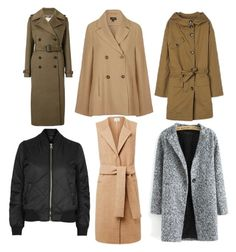 Winter Coats by jmrdak on Polyvore featuring Witchery