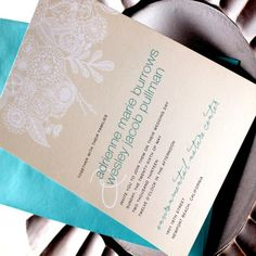 Whether you are having an elegant, formal, traditional affair; a destination wedding; a spring or summer garden party; or a contemporary, modern event, our custom, handmade wedding invitation suites set the mood for your big day.