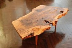 Beloved Furnishings: Live Edge Furniture