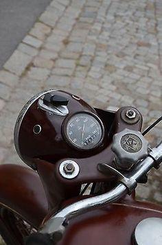 MZ BK 350, IFA BK 350, Patina zur Restauration. Bj. 1957