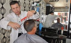 Barber shops began to experience a shortage of apprentices