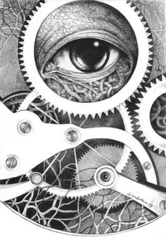 Ghost in the Machine by Linn Setane