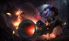 Tristana | League of Legends