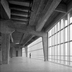 Gio Ponti, Pier Luigi Nervi, Pirelli Tower, Milan, 1958