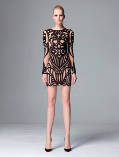 Zuhair Murad Pre-Fall 2014. The Dress is wonderful.                                                                                                                                                                                 More