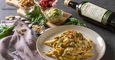 Pasta, Penne, Frittata, Tahini, Tacos, Ethnic Recipes, Food, Essen, Meals