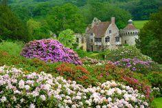 cottages of kent england | the garden of england kent leeds castle kent