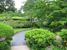 Fort Worth-The Botanical Gardens