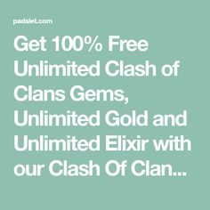 Get Free Unlimited Clash of Clans Gems, Unlimited Gold and Unlimited Elixir with our Clash Of Clans Hack Tool online. Learn Clash Of Clans Cheats Coc Clash Of Clans, Clash Of Clans Cheat, Clash Of Clans Hack, Clash Of Clans Free, Clash Of Clans Gameplay, Clas Of Clan, Clan Games, Dark Spells