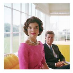 1stdibs | Mark Shaw- Jackie and JFK #4, 1959