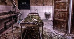 11 Abandoned Funeral Homes From Around The World.