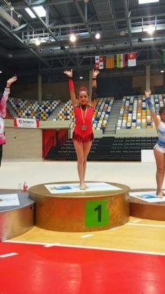 saltando: Triunfos en gimnasia rítmica