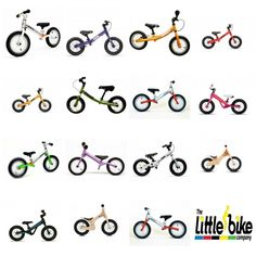 Blog - Buying a Childs First Bike? - Read our expert advice first! | Little Bike Company