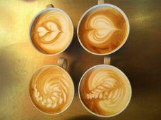 Koffie met liefde gemaakt!