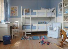 habitaciones infantiles dobles - Buscar con Google
