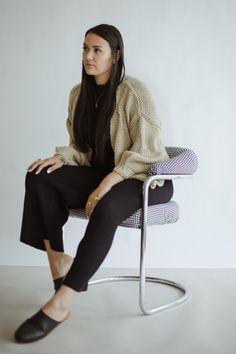 Bodi Cardigan - Neutral – beiged Neutral, Wool, Knitting, Chic, Design, Style, Fashion, Shabby Chic, Swag