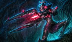 Surrender at 20: 8/14 PBE Update: Headhunter Caitlyn Splash, PROJECT: Yasuo