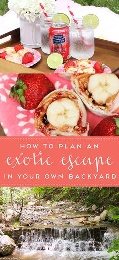 How to Plan an Exotic Escape