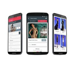 """Check out new work on my @Behance portfolio: """"Material Design E-Commerce App for Android. """" http://on.be.net/1BNOuOw"""