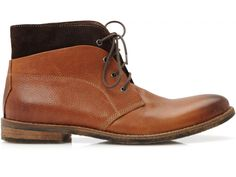 Silas Leather Boot