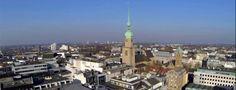 Panoramablick Reinoldikiche und City