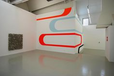 Jan van der Ploeg, No. 276, Grip, Wandgemälde, Acryl auf Wand, Composite visions, Neuchatel, CAN, 2010