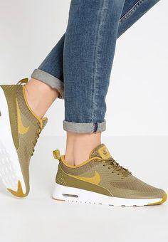 Nike Sportswear AIR MAX THEA  - Sneaker low - olive flak/peat moss/summit white für 74,95 € (27.12.16) versandkostenfrei bei Zalando bestellen.