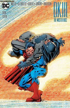 Dark Knight III - The Master Race (2016) 7 Alternate Cover Frank Miller (Batman Superman)